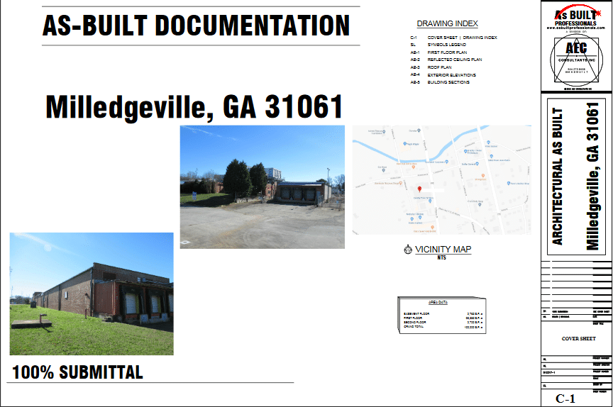 As Built Bldg Atlanta, GA