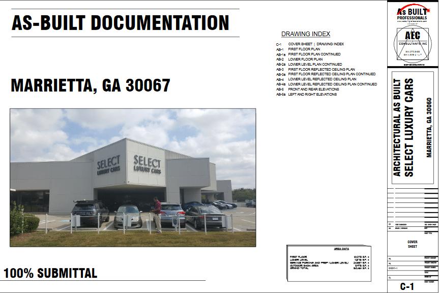 As Built Auto Dealer Marrietta GA