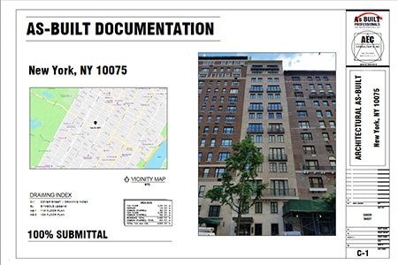 As Built Documentation New York